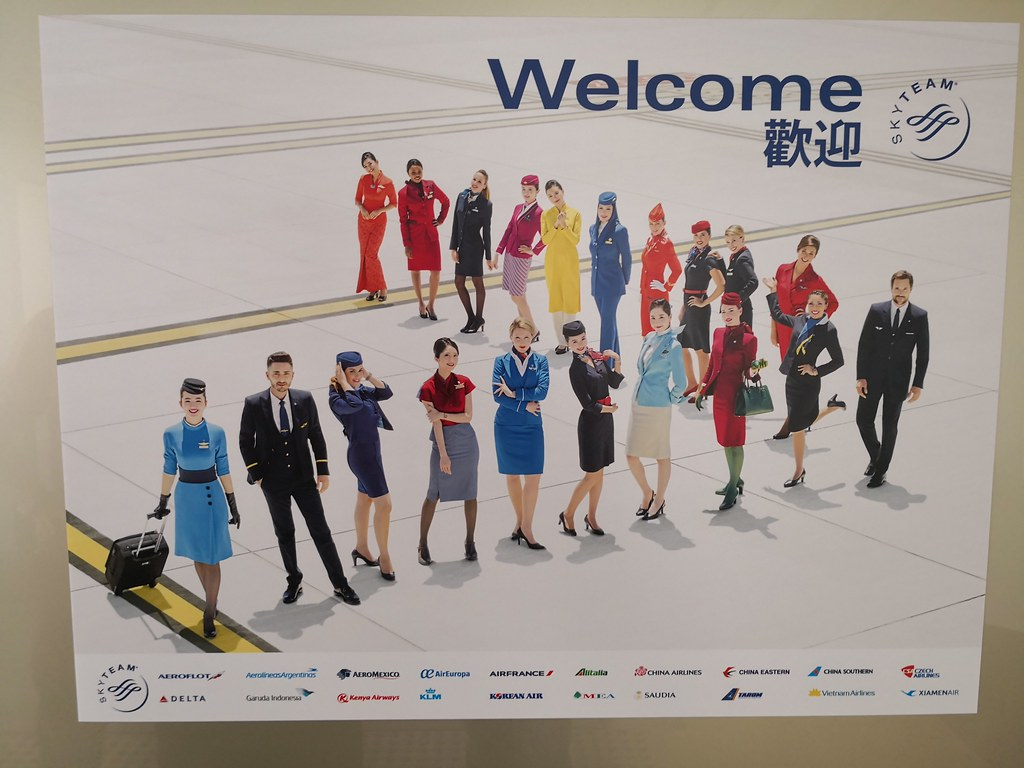 SkyTeam welcome