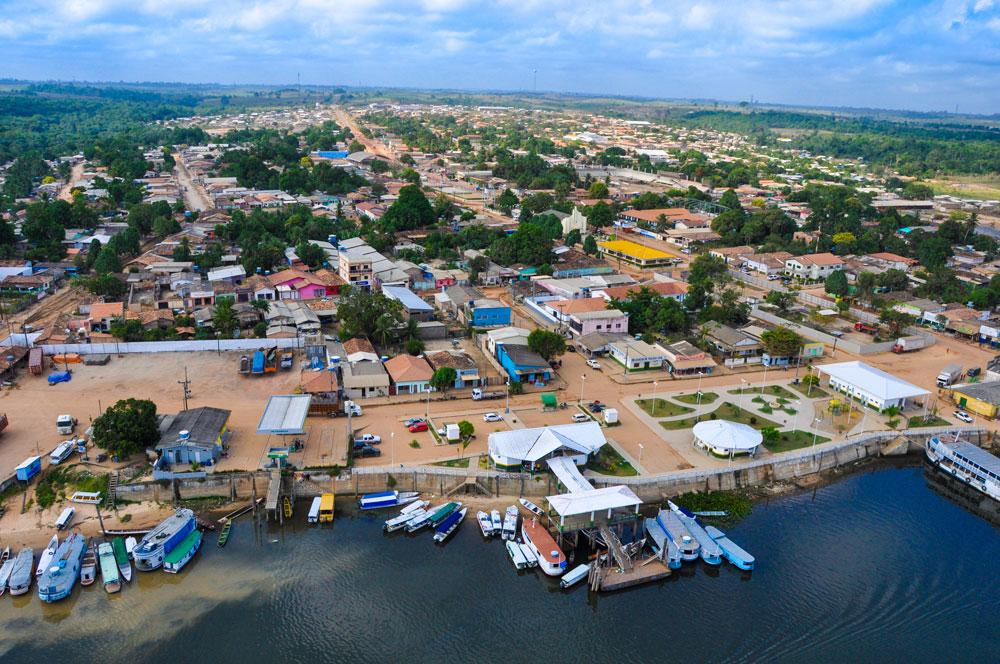 Vitória do Xingu, Trairão, Óbidos, Rurópolis e Juruti em 5 notas curtas, Vitória do Xingu, Pará