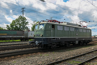 DB E 40 128 | DB Museum Koblenz-Lützel