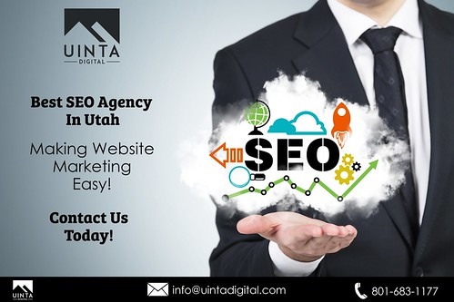 Best SEO Agency in Utah - Uinta Digital