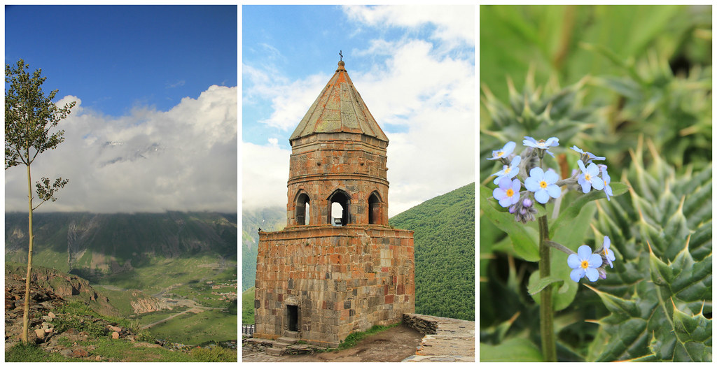 Gergeti Church, Kazbegi