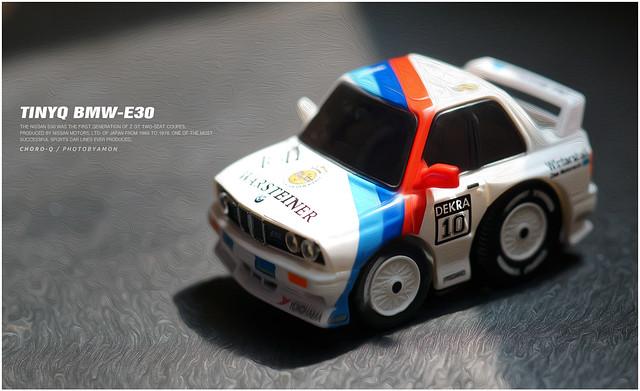 TINYQ BMW-E30 3