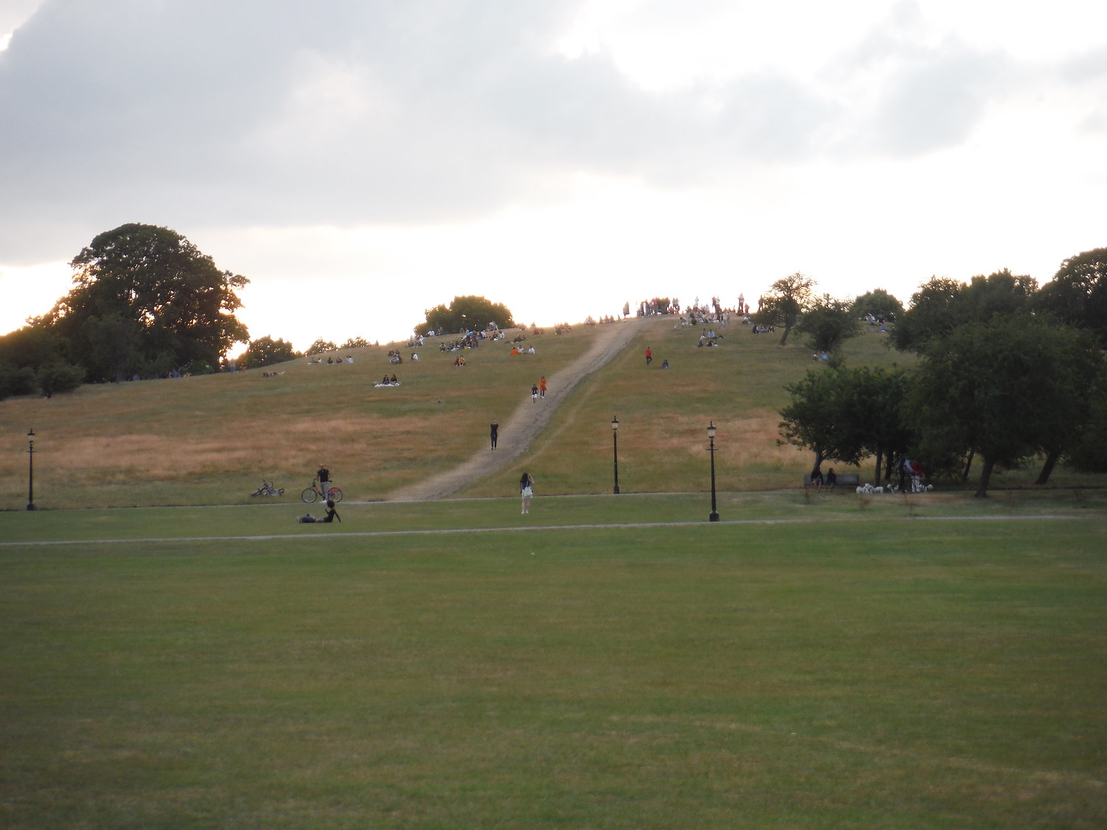 Primrose Hill SWC Short Walk 6 - Regent's Park and Primrose Hill