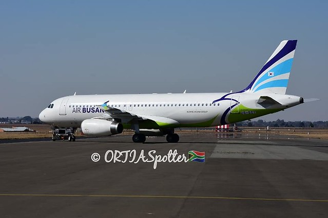 Air Busan A320-232 HL8328