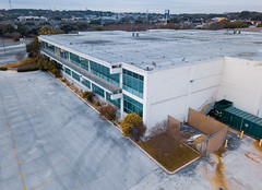 The old Rackspace building in San Antonio is up for sale
