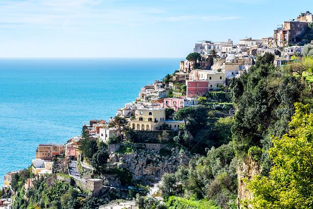 Costiera Amalfitana / Amalfi Coast