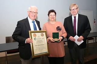 Fritz Rudolf Künker receives 2018 Eligius Award