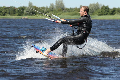 Mark kitesurfen