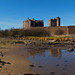 Blackness Castle (from east)