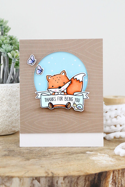 so foxy (Neat and Tangled release week)