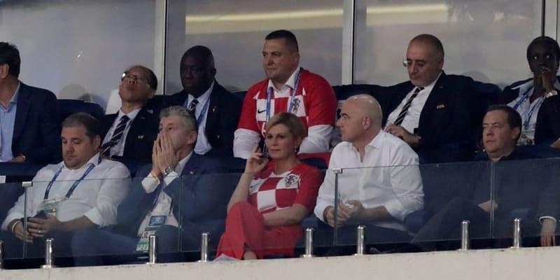 Presiden Kroasia Sampai Rela Naik Pesawat Ekonomi Demi Dukung Negaranya di Piala Dunia