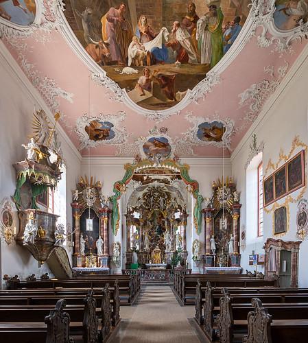 Pfarrkirche St.Wendelin (Eyershausen)