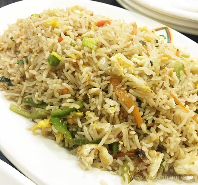 Egg Fried Rice from New Sarhad Darbar