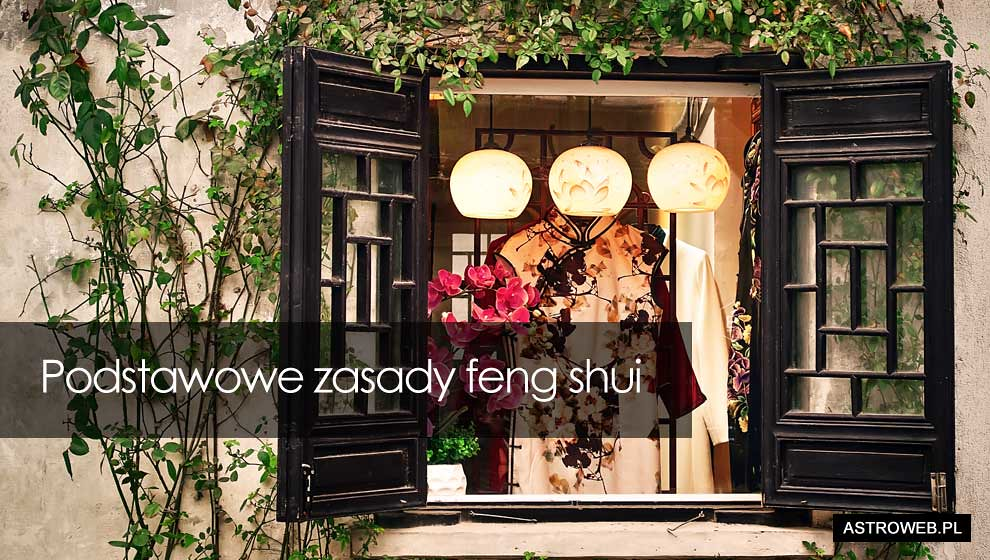 Feng shui zasady