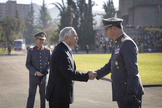 Juramento a la Bandera del Ejercito de Chile. 09.07.18