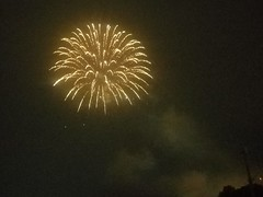 CIty of Fairfax Fireworks Show