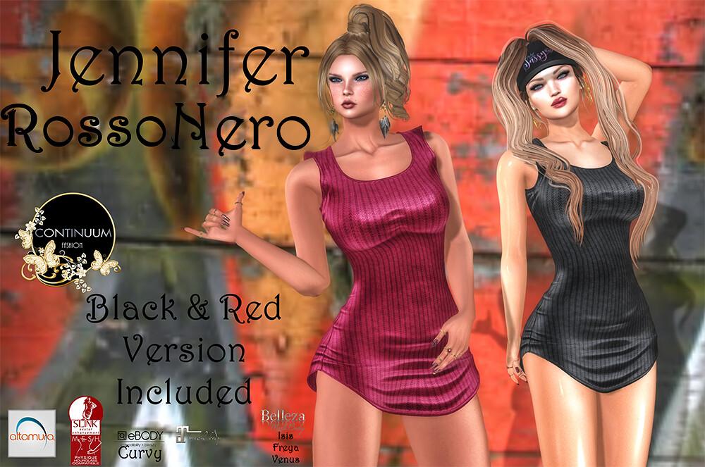 Continuum Jennifer RossoNero - TeleportHub.com Live!
