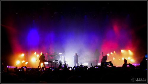 "Nine Inch Nails ""The Lovers"" Tour 2018"
