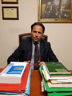 L'avvocato Giuseppe Durante