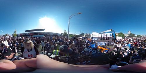Honda Indy Toronto 2018 Victory Circle