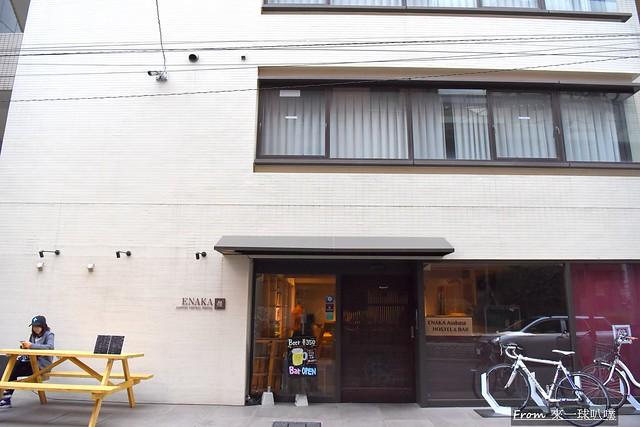 ENAKA 淺草中央青年旅館01
