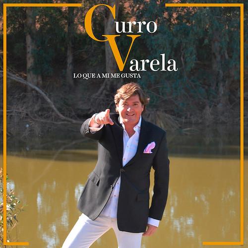 Portada del disco de Curro Varela