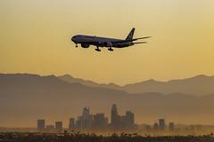 B-16717 EVA AIR 777 LAX