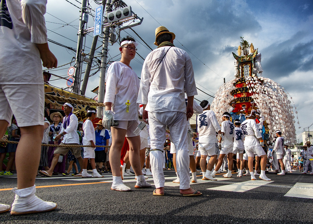 Chichibu Festival, Japan 1