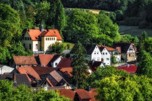 Community Hall Steinbach, Altertheim