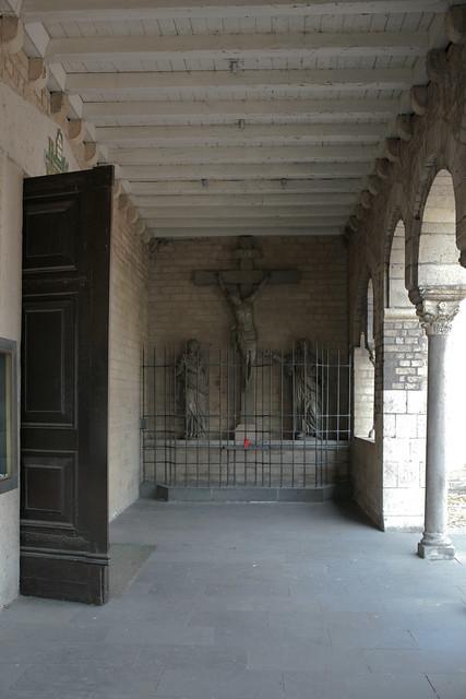 Stiftskirche St. Suitbertus  (1), Canon EOS 5D, Canon EF 35mm f/2