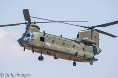 ZH891 Royal Air Force Boeing CH-47D Chinook Riat 2018 raf Fairford