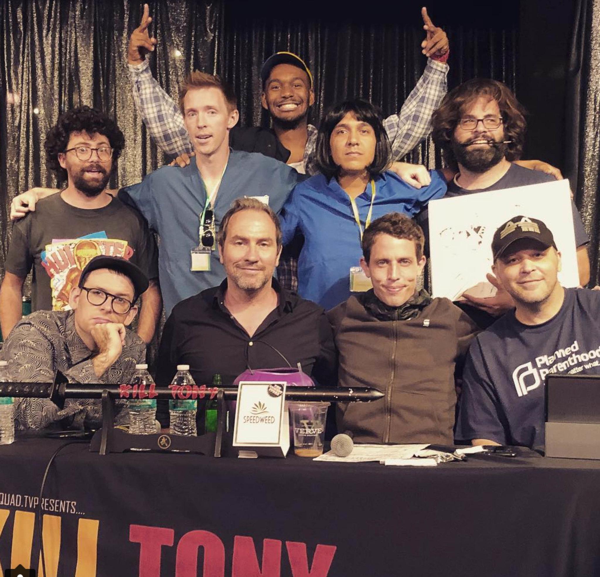 KILL TONY #277