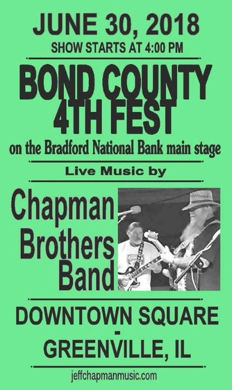 Chapman Bros 6-30-18