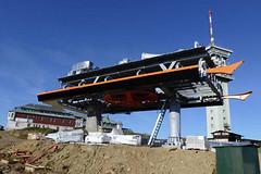 Jak se v Česku staví lanovky