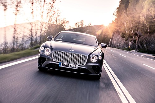 Bentley Continental GT (圖2)