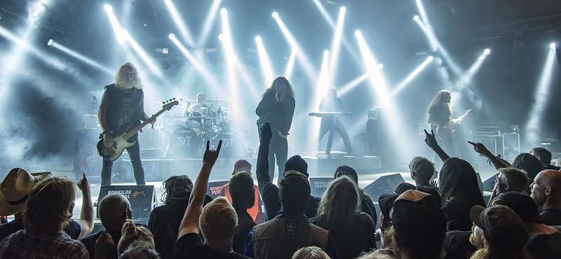 Dark Tranquillity @ 2018 Roskilde Festival