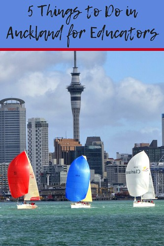 5 Things to Do in Auckland for Educators