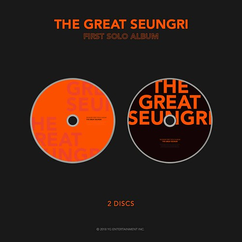 Seungri THE GREAT SEUNGRI Solo Album 2018 (19)