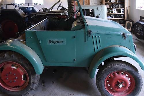 Ein altes Wagner-Mobil - Oldie-Werkstatt; Linden, Dithmarschen (97)