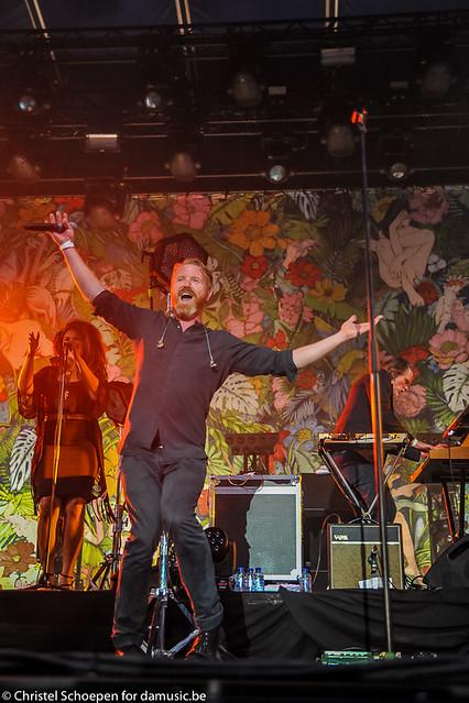 Cactusfestival '18 - dag 2 - 14/7/2018