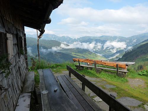 Salzburger Almenweg je užíváním života starých časů