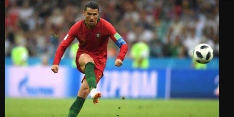 Cristiano Ronaldo Urutan Pertama Penampilan Individu Terbaik di Piala Dunia 2018