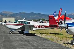 Mooney M20J 201 N5763X