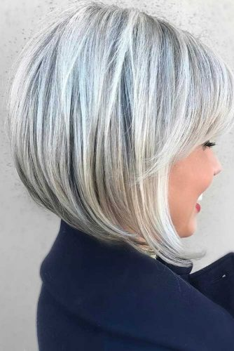 60+Pretty Ladies Short Haircuts -They Have Dreamt Of This Hairstyles 17
