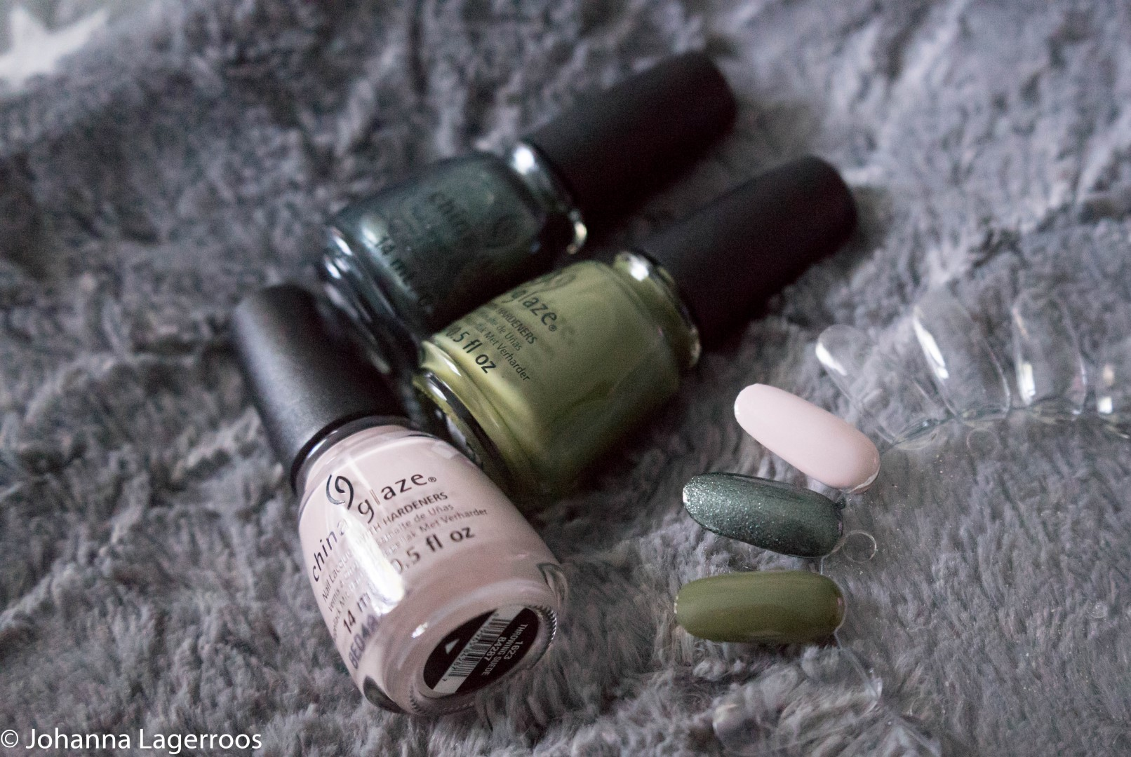 China Glaze fall 2018