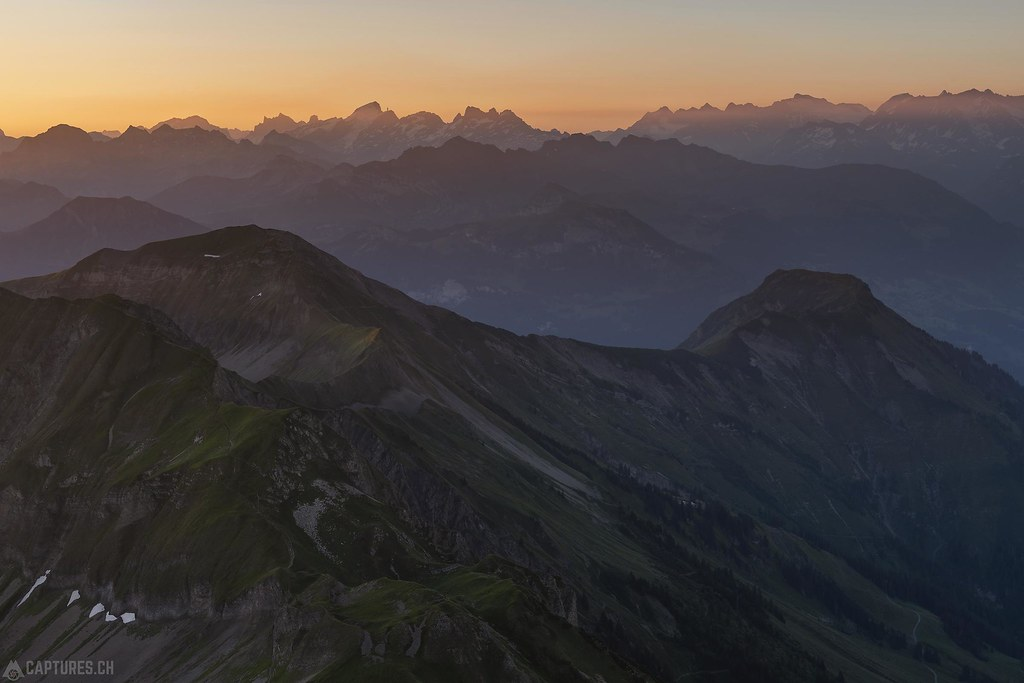 Morning light - Brienzer Rothorn