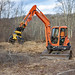 Kubota U45 with engcon Tiltrotator