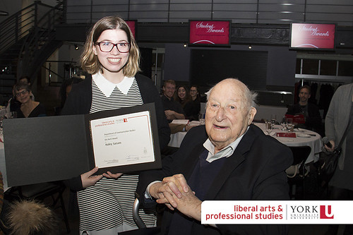 York University student awards and accolades