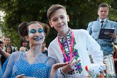 Гран-при детского музыкального конкурса на «Славянском базаре в Витебске» получила Украина!