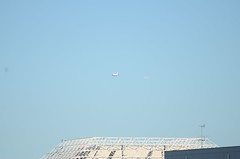 Two JAL Planes near Haneda Airport 3